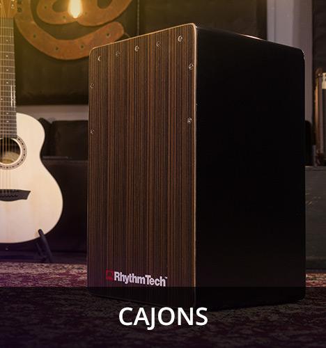 brown Rhythm Tech cajon